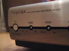 TOSHIBA RD-XS57