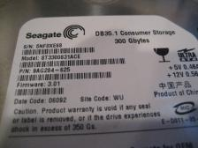 Seagate HDD 300GB