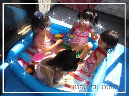 水遊び2012