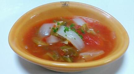 トマト2倍スープ