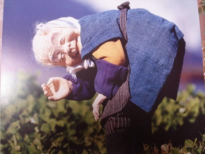 かわいいおばあちゃん