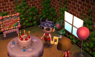 チャンプの誕生日