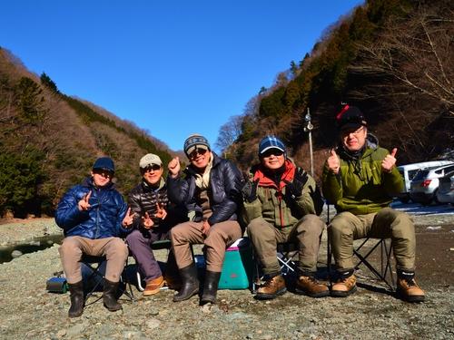 20140119おや友.新年釣行 (7)