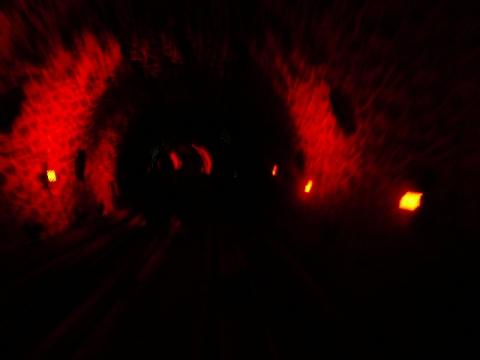 観光トンネル