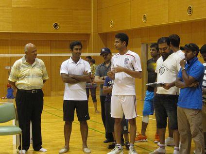 Innovature Badminton Doubles Championship