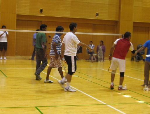 Innovature Badminton Doubles Championship-2