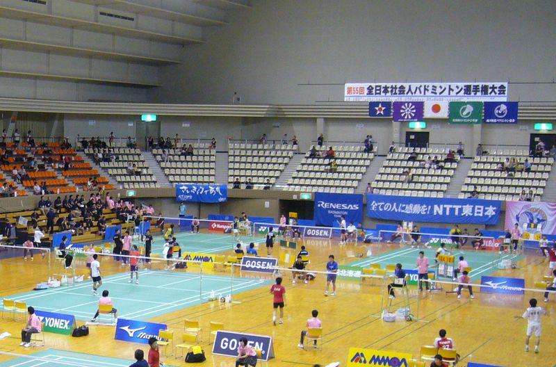 全日本社会人大会2012
