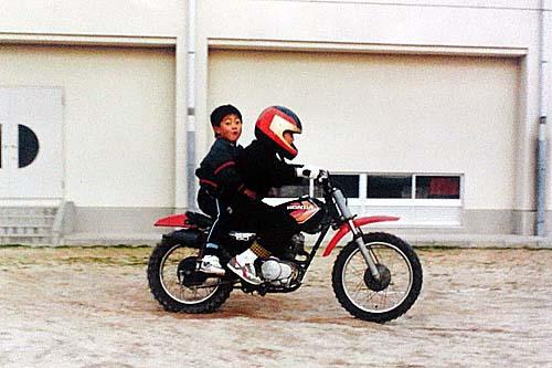 バイクの思い出