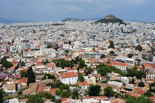 アテネ市内