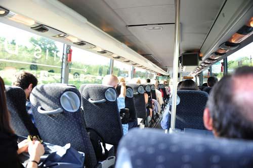 エールフランスバス