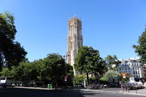 サン・ジャック塔