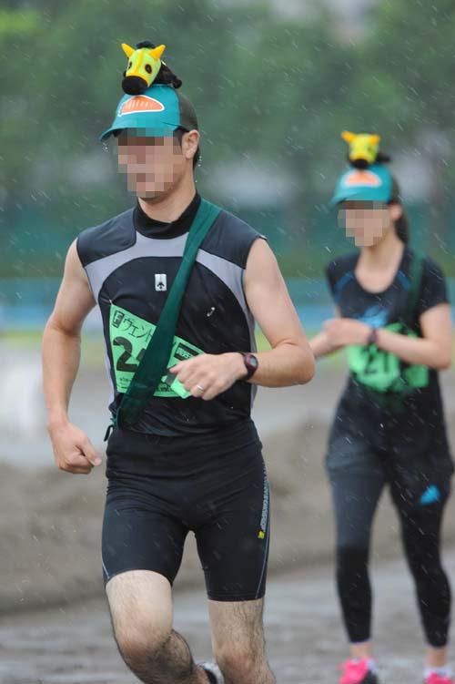 小倉競馬場リレーマラソン