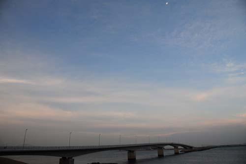 長洲出島大橋