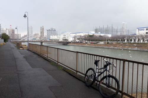 小倉のダウンタウン