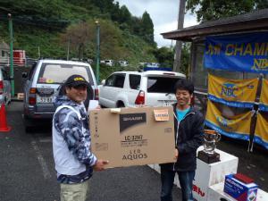 2012九州ブロックチャンピオンシップ 北山湖 005