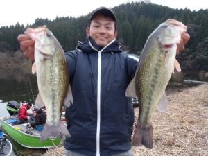 2013芹川初釣トーナメント20140103_01_03