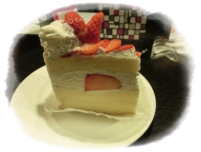 もりん「イチゴのショートケーキ」