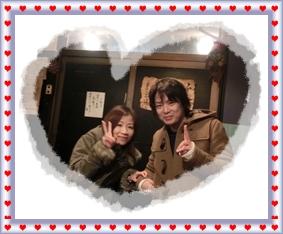 新年会(上沼夫妻1)