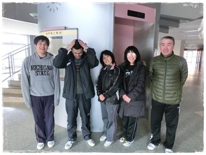 綾川町新春卓球大会1