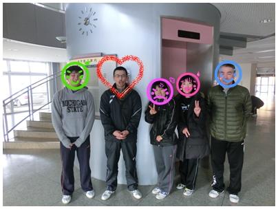 綾川町新春卓球大会2