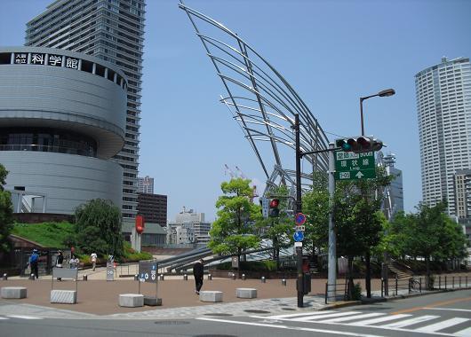 5 大阪市立科学館