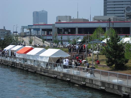 7 大阪市中央卸市場・朝市