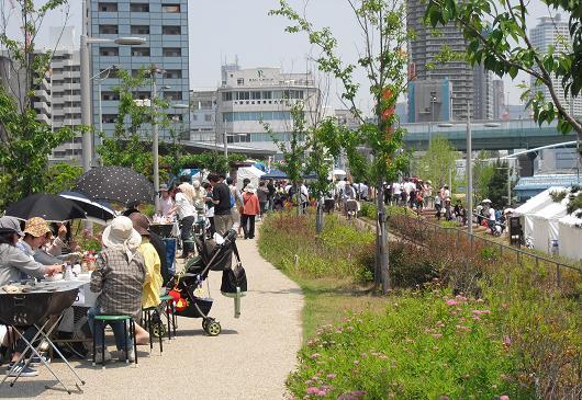 8 大阪市中央卸市場・イベント