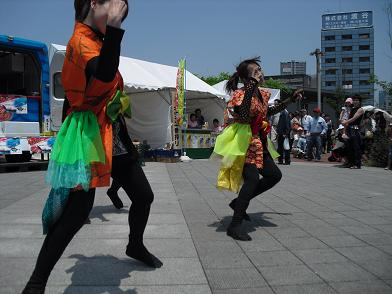 11 イベント・ダンス