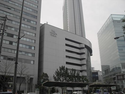 1 ヒルトンホテル