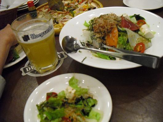 5 レストランのベルギービール