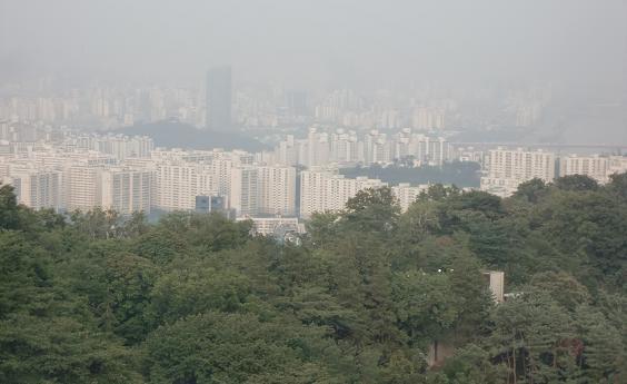 24 南山よりNソウル