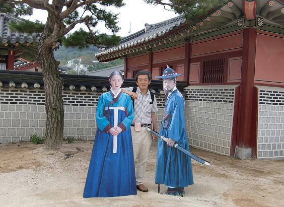 18 水原華城行宮・チャングムと・・・JPG