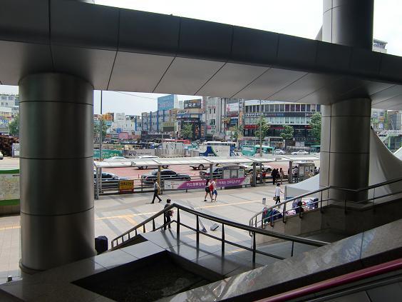 20 水原駅へ
