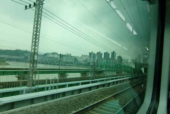 1 漢江を渡ってソウルへ