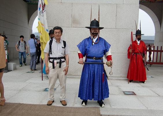 3 景福宮・衛兵