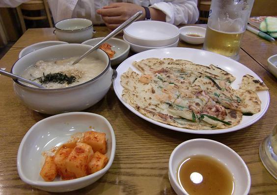 17 大衆食堂・海鮮チジミ