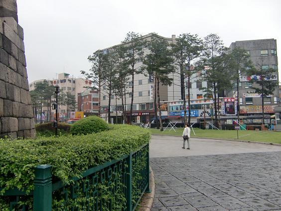 5 東大門の周辺