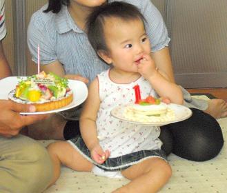 3 Rちやんの誕生日