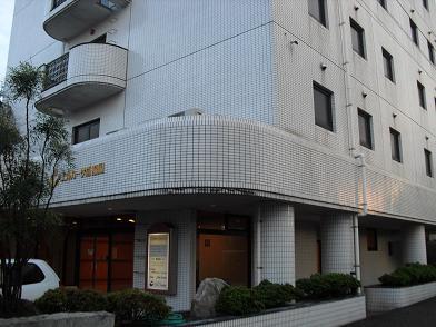 4 宿泊のビジネスホテル