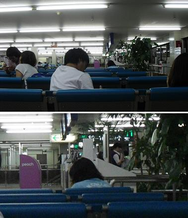 4 待合室