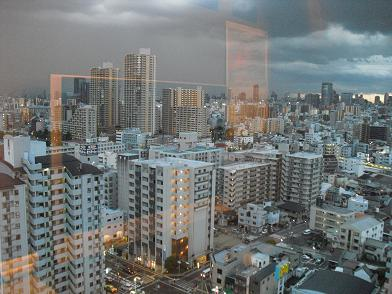 3 大阪市内方面