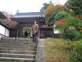 4 福寿院へ