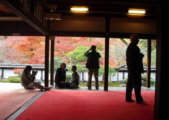 5 福寿院・庭園