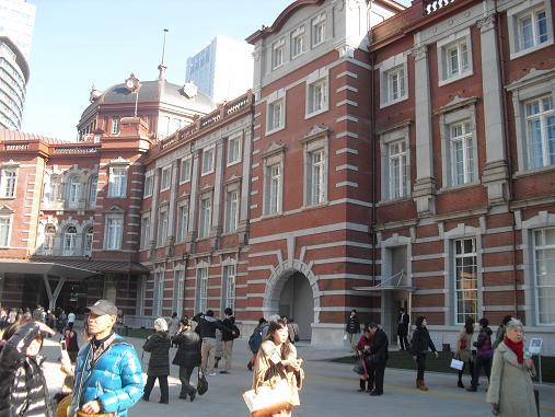 4 東京駅