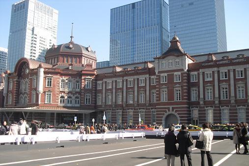 5 東京駅