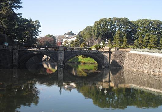 14 皇居・二重橋