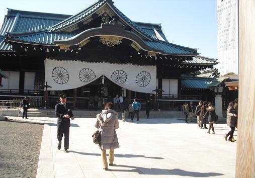 5 靖国神社・本宮