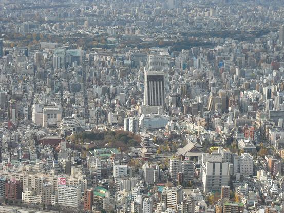 9 浅草・上野公園方面