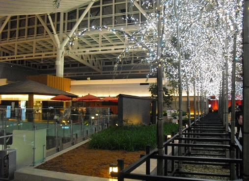 4 羽田空港・国際線ビル