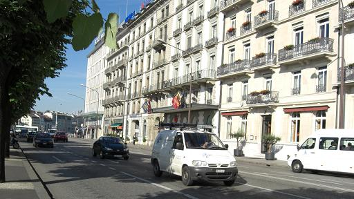 3 ジュネーブの街角